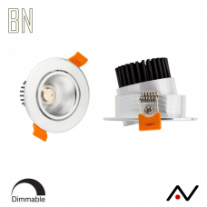 Spot 7W COB blanc neutre Dimmable