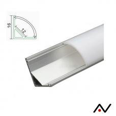 Profil aluminium 45 100cm