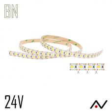 Ruban Led 2835 Blanc Naturel 24V 120L/M