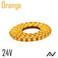 Ruban Led Orange 60L/M 24V