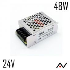 Alimentation 24V 48W