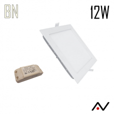Panneau LED 12W